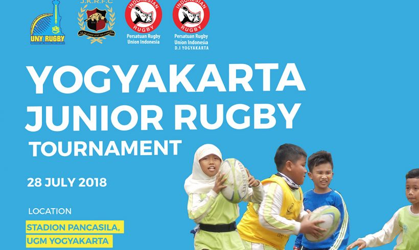 Yogyakarta Junior Rugby Tournament 2018