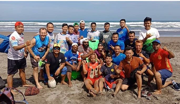 Indonesia Rugby 7s Coaches Training Course