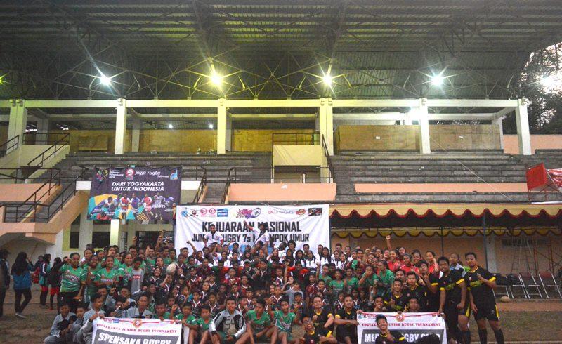 Kejuaraan Nasional Kelompok Umur Rugby 7s – Yogyakarta 2018