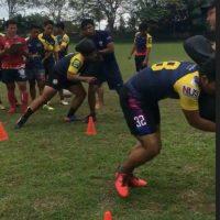 Jelang Kejurnas Rugby di Jateng, Prui Bali Siapkan Tim Tangguh