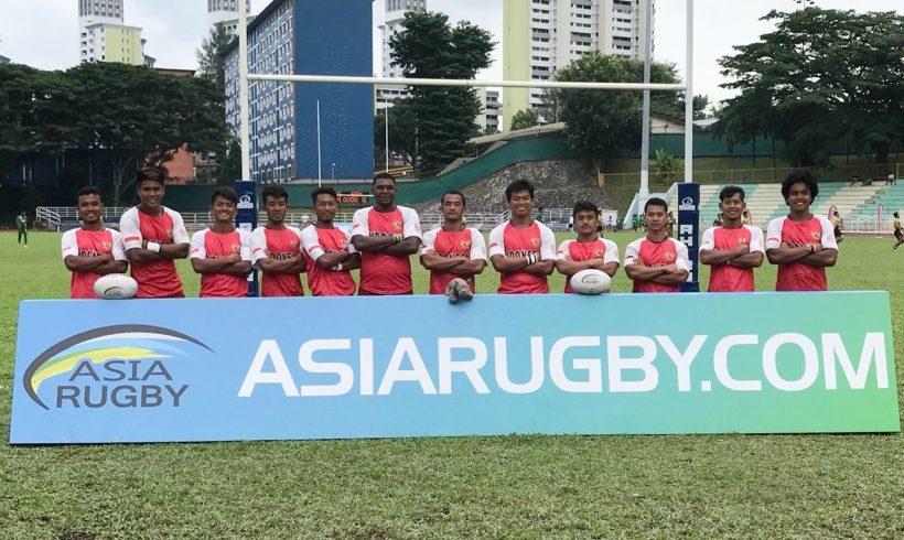 Menjelang Asian Games 2018 Rugby Indonesia umumkan skuad final