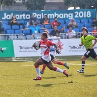 Serba-serbi angka di perhelatan Rugby 7s Asian Games 2018