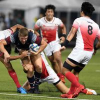 Japan Women's and Hong Kong Men's strike Gold at Asian Games 2018 Rugby 7s