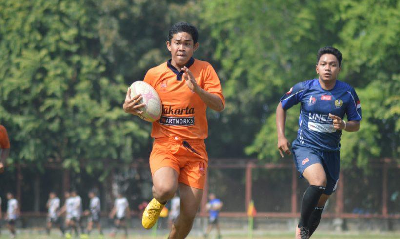 Demam Rugby 7s melanda Yogyakarta melalui Kejurnas U-21
