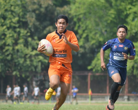 Rugby 7s fever heats up Yogyakarta at U-21 Championships