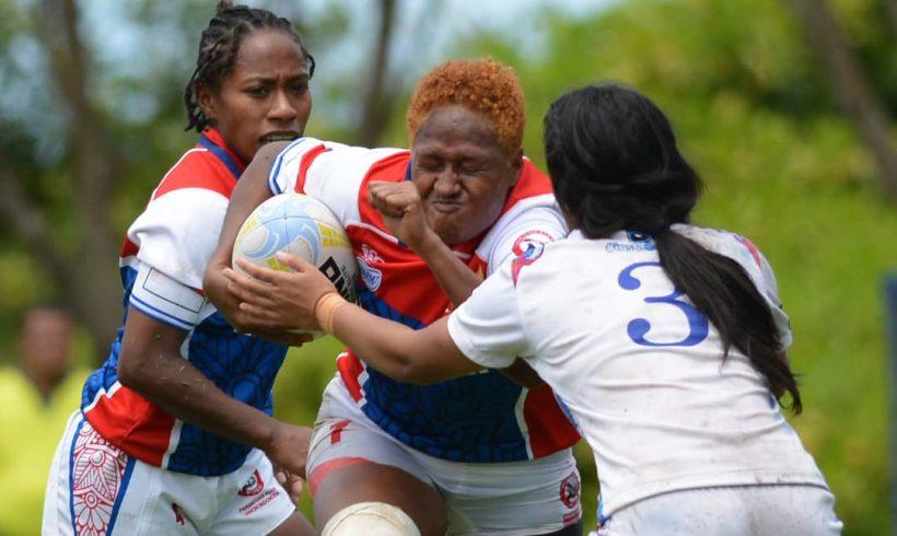 Timnas Rugby 7s Putri di Asia Rugby Women 7s Trophy Brunei