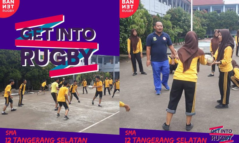 Rugby is spreading throughout Indonesia