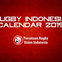 2019 Indonesian Rugby Calendar