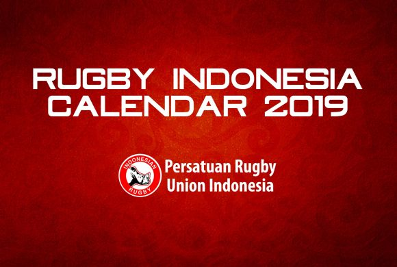 2019 Indonesian Rugby Calendar