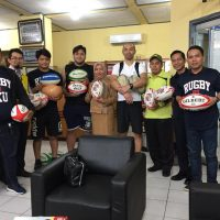 Ryutsu Keizai University return for  volunteer visit to Indonesia