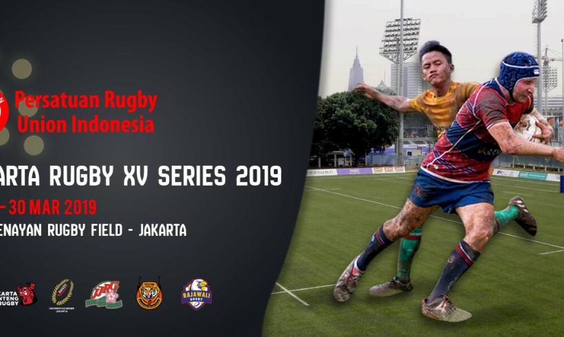 Liga Rugby XVs Indonesia 2019