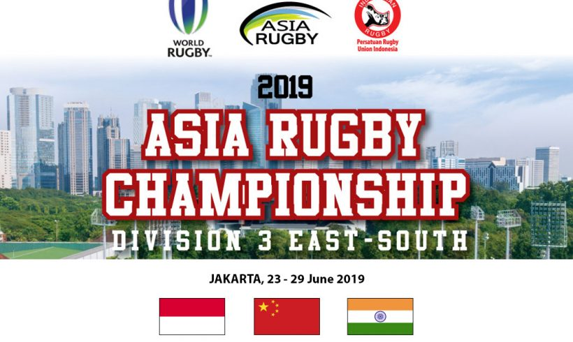 Rhinos prepare for Asian Rugby Championship