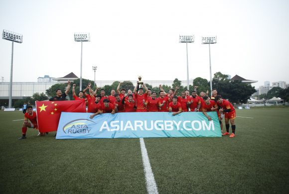 Asian Rugby Championship Division 3 East-South