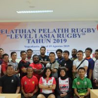 Level 1 Coaching Clinic in Yogyakarta