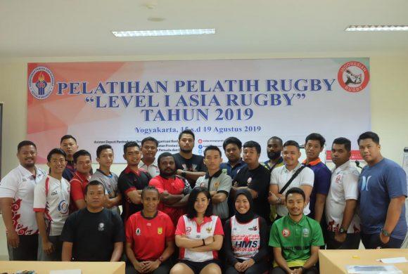 Pelatihan Coaching Level 1 di Yogyakarta