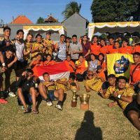 Rugby July in Indonesia