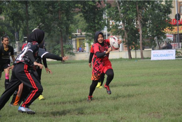 The first Rugby Festival in Central Java