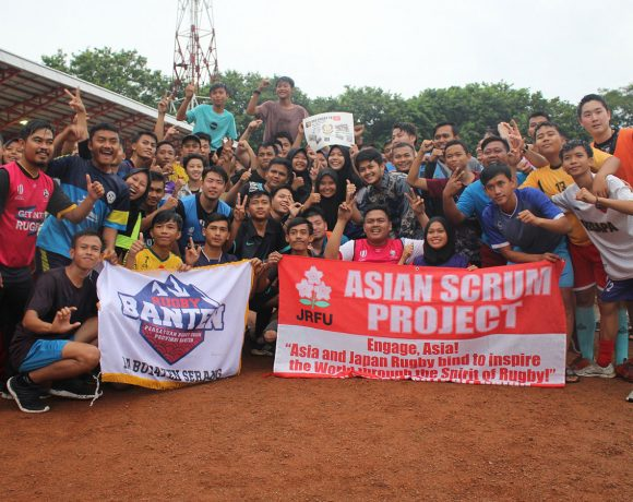 Rugby Training and Festival in Banten